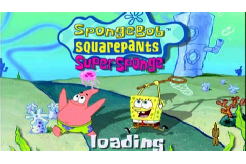 Bob l'éponge : SuperSponge on Qwant Games