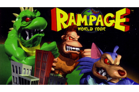 'Rampage': All About the Game That Inspired Dwayne Johnson ...