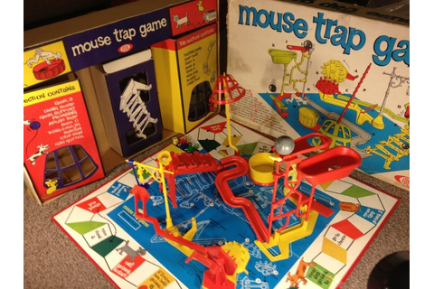Five Board games from the Baby Boomer childhood years ...