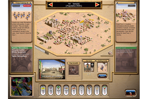 Chariots of War - Full Version Game Download - PcGameFreeTop