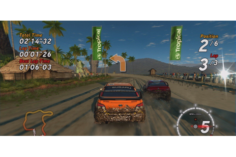 Sega Rally Revo Game PC - Games Free FUll version Download