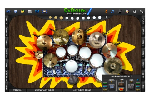 Buy DvDrum, Ultimate Drum Simulator! Steam CD Key, games ...