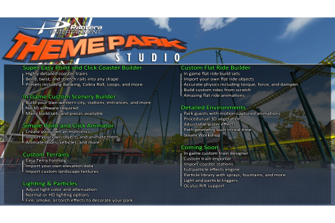 Theme Park Studio - Download Free Full Games | Simulation ...