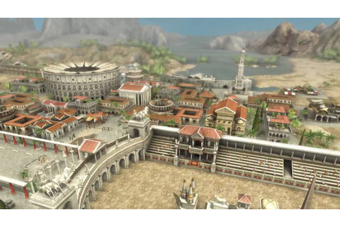 Grand Ages - Rome city building strategy game HD video ...