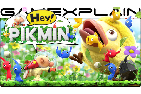 Hey! Pikmin - Full Game Preview Discussion (Nintendo 3DS ...