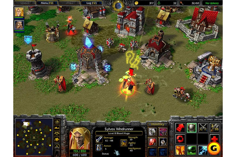 Warcraft III Reign of Chaos Demo |Demo Download
