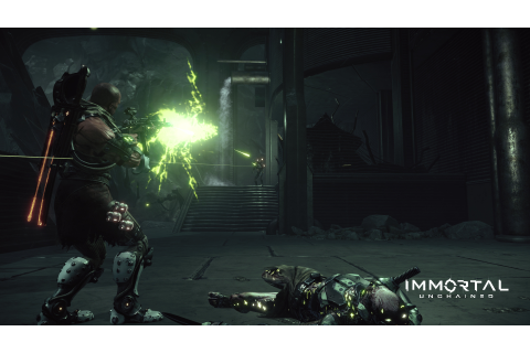 Immortal: Unchained To Get Closed Apha on PC Between March ...