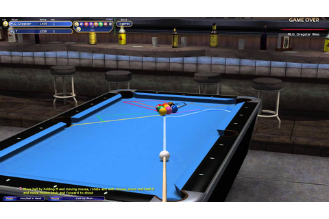 Virtual Pool 4 Gameplay - YouTube