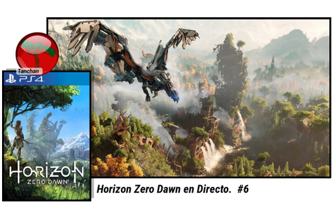 Horizon Zero Dawn Día 6 ,Gameplay en español - YouTube