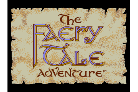 Faery Tale Adventure Download Game | GameFabrique