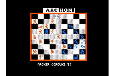 Archon: The Light and the Dark for the Apple II [Part 01 ...