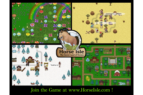 Horse Isle Pixel Art Game by mizukoiuchi on DeviantArt