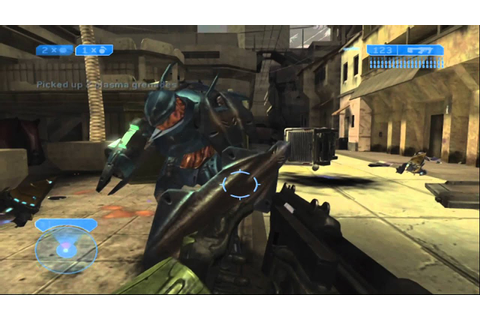 Halo 2 Campaign: Mission 2 Walkthrough Gameplay FULL HD ...