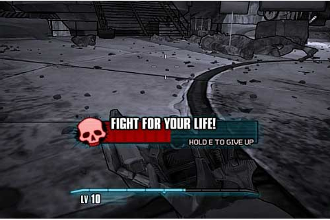Fight for your Life mode - Borderlands 2 Game Guide ...