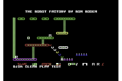 Download Mr. Robot and His Robot Factory - My Abandonware
