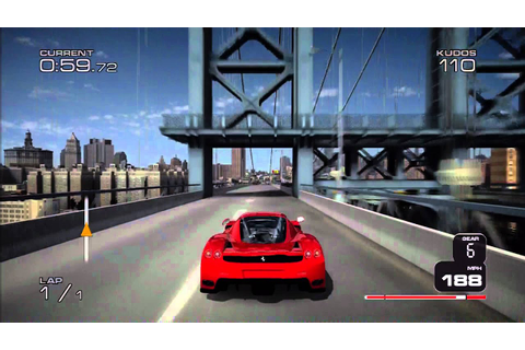 [HD] Project Gotham Racing 3: My first created course ...