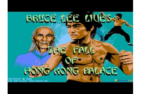 Bruce Lee Lives: The fall of Hong Kong Palace gameplay (PC ...