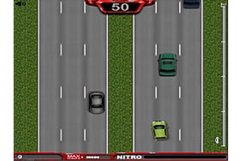 Freeway Fury Game - Play online at Y8.com