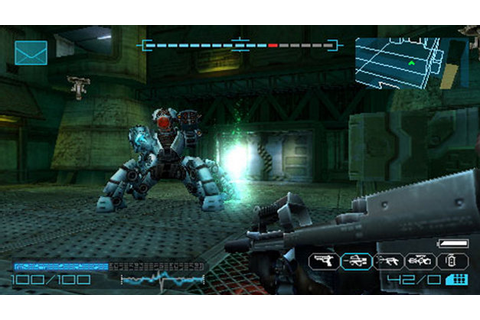 Coded Arms: Contagion Game | PSP - PlayStation
