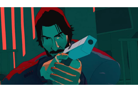 John Wick Hex Game Announced | Nerd Much?