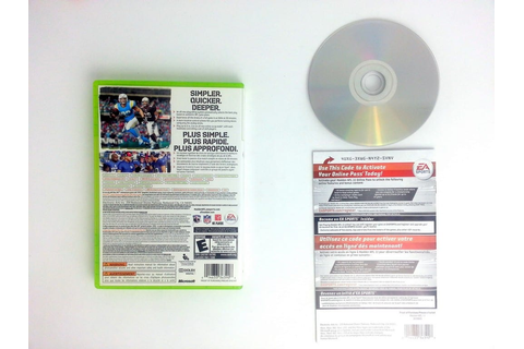 Madden NFL 11 game for Xbox 360 (Complete) | The Game Guy