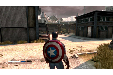 Captain America: Super Soldier Gameplay (Part 5 of 6 ...