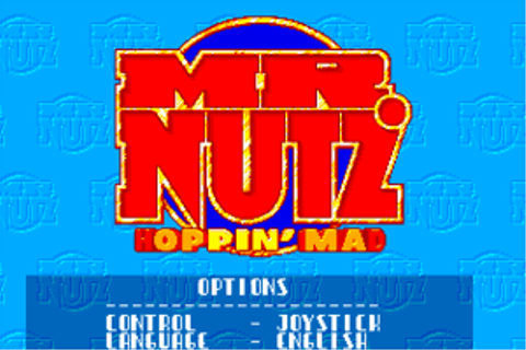 Download Mr. Nutz: Hoppin' Mad (Amiga) - My Abandonware