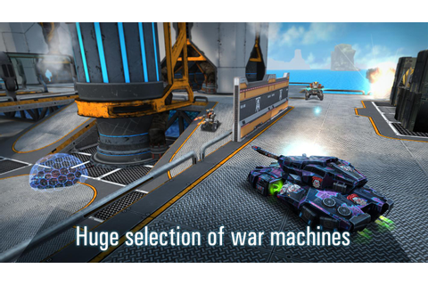Tanks VS Robots: Mech Games APK Download - Free Action ...