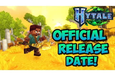 Hytale OFFICIAL BETA RELEASE And FULL GAME DOWNLOAD INFO ...