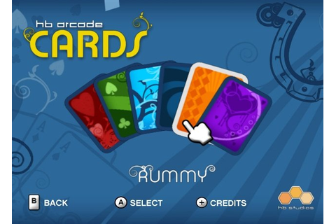 HB Arcade Cards Review (WiiWare) | Nintendo Life