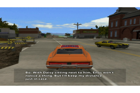 The Dukes of Hazzard: Return of the General Lee PS2 ...