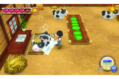 Harvest Moon 3D: A New Beginning - CentreSoft