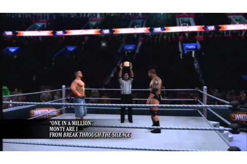 WWE SmackDown vs. Raw 2011 - PS2 | PS3 | PSP | Wii | Xbox ...