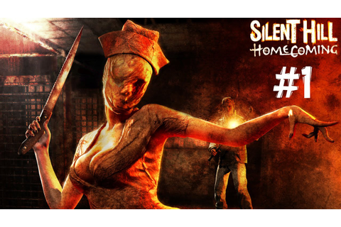 Silent Hill Homecoming - Walkthrough Part 1 - Alchemilla ...