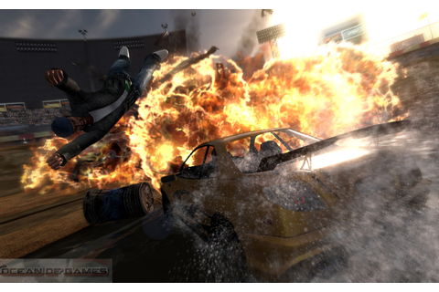FlatOut Ultimate Carnage Free Download - Ocean Of Games
