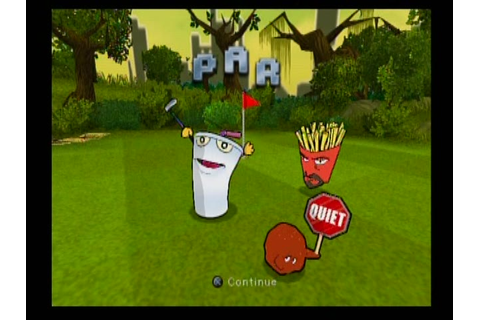 Picture of Aqua Teen Hunger Force: Zombie Ninja Pro-Am