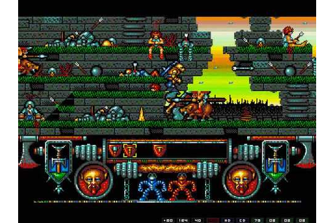 Onslaught - Amiga Game Music - YouTube