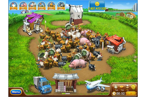 Free Download-Pc Games-Farm Frenzy 2-Full Version ...