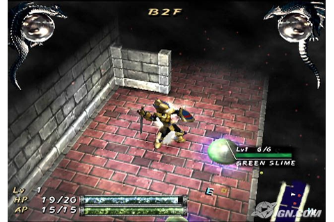 The Nightmare of Druaga: Fushigino Dungeon Screenshots ...
