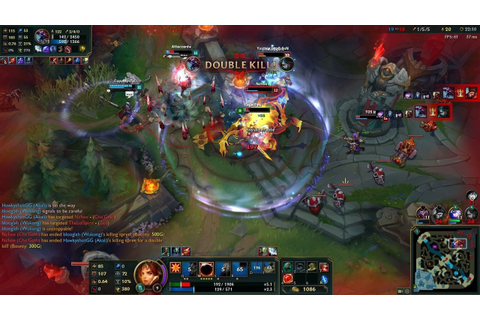 Play League of Legends online (no download) | Vortex Cloud ...