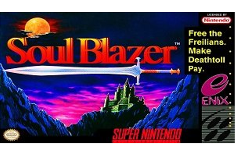 Soul Blazer (SNES) Cheats, Codes + More