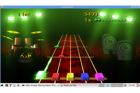 5 Open Source Music Games for GNU/Linux | Soosck