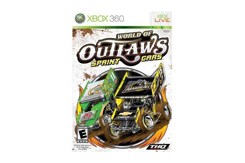 World of Outlaws Sprint Cars PC Game - Newegg.com