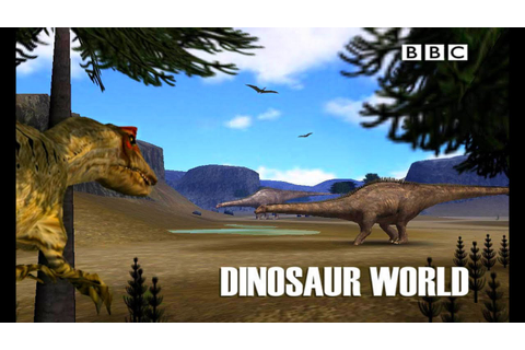 Dinosaur World — Full Game Walkthrough (PC, 2001 ...