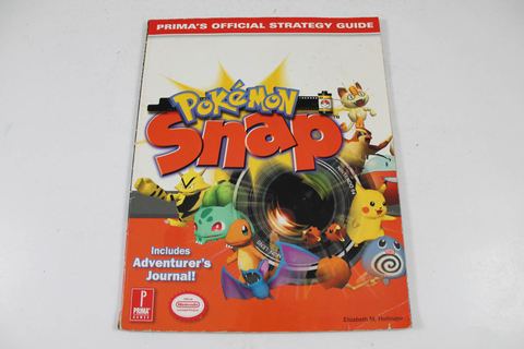 Pokemon Snap (Prima Games)