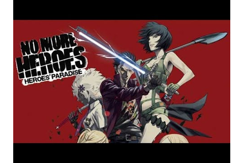 No More Heroes: Heroes' Paradise Gameplay (PS3) - YouTube