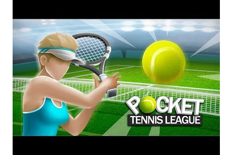 Pocket Tennis League - A brand new tennis game in pocket ...