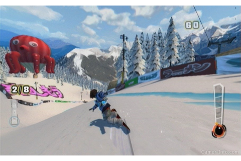 Shaun White Snowboarding: World Stage (2009 video game)