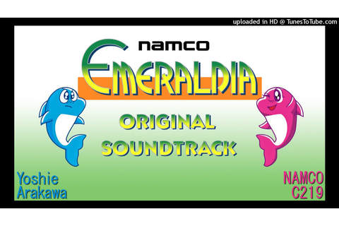 3. Welcome to Emeraldia. - Emeraldia Original Soundtrack ...