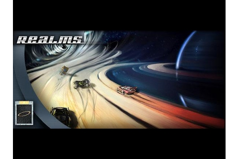 Acceleracers Video Game - Cosmic Realm - YouTube
